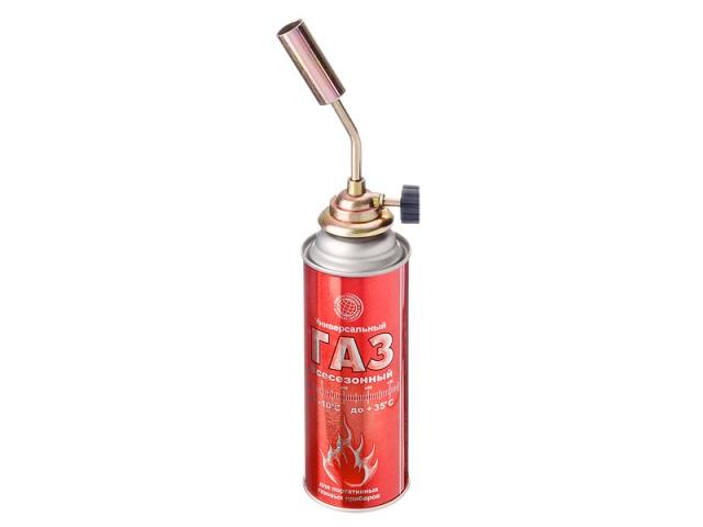 Газ, газовые горелки